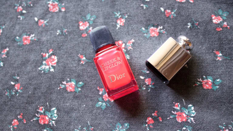 Dior Cheek & Lip Glow is the Most Amazing Pink Stain