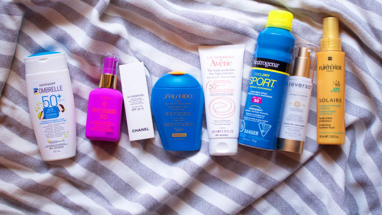 The Best New Sunscreens of 2015