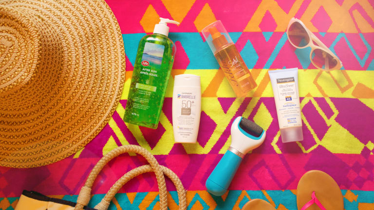 5 Beach-Day Beauty Essentials For Healthy Skin and Hair