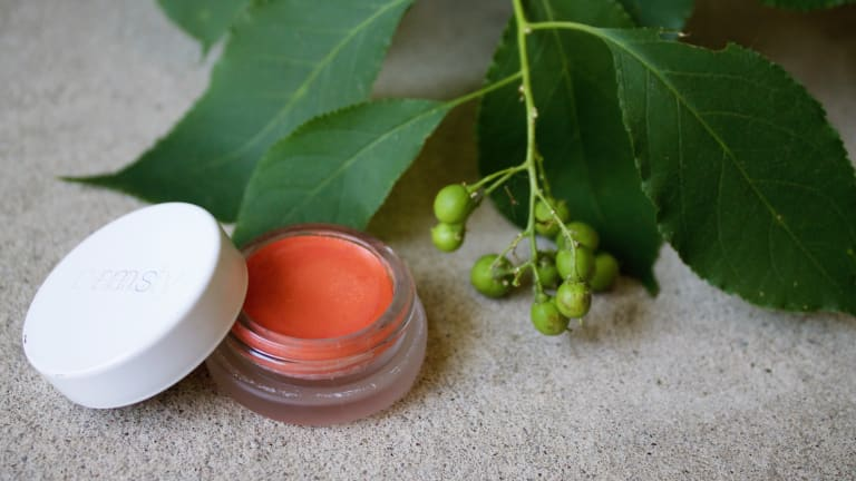 Reviewed: RMS Beauty's Lip2Cheek in Curious Orange