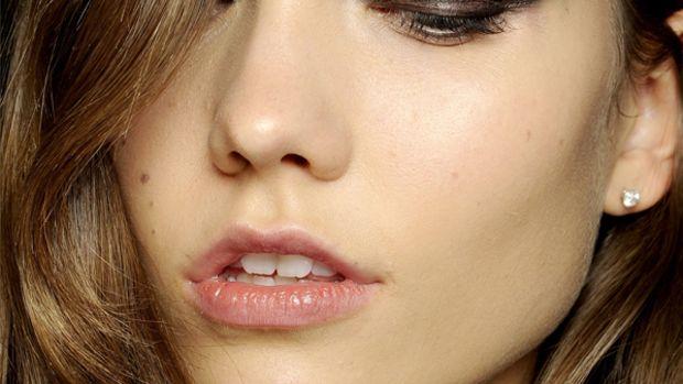 Lanvin - Fall 2012 makeup