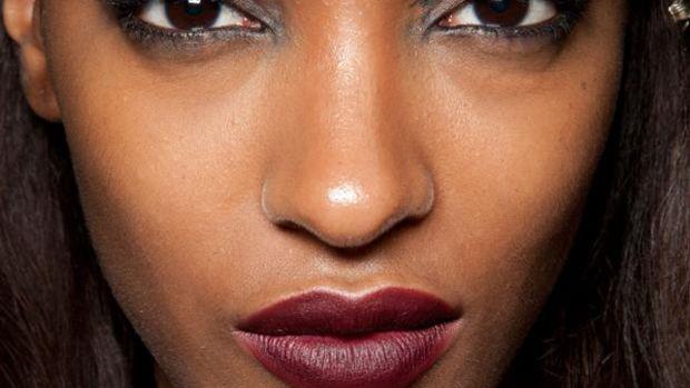 Jonathan Saunders - Spring 2013 makeup