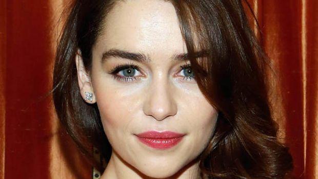 Emilia Clarke - Breakfast at Tiffany's Broadway press preview - Feb 27, 2013