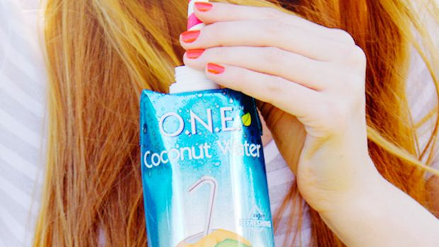 Coconut water benefits