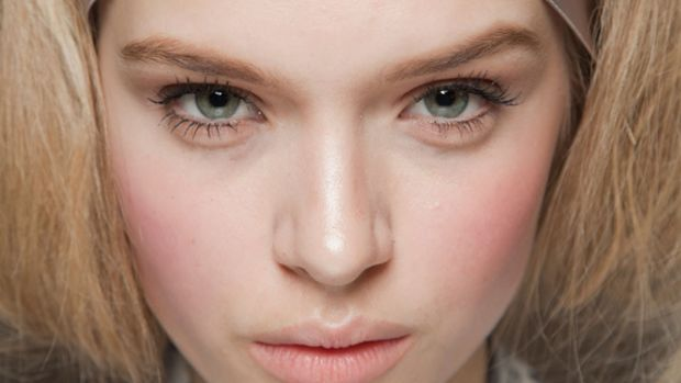 Oscar de la Renta - Fall 2012 makeup