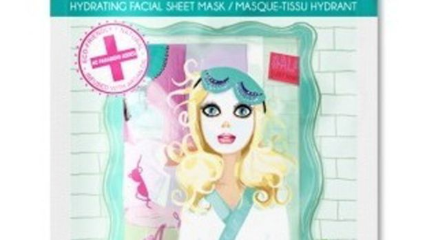 MaskerAide All Nighter Hydrating Facial Sheet Mask