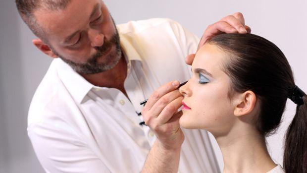 Makeup artist makeup tips - Dick Page