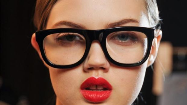 Marc by Marc Jacobs - Fall 2012 makeup