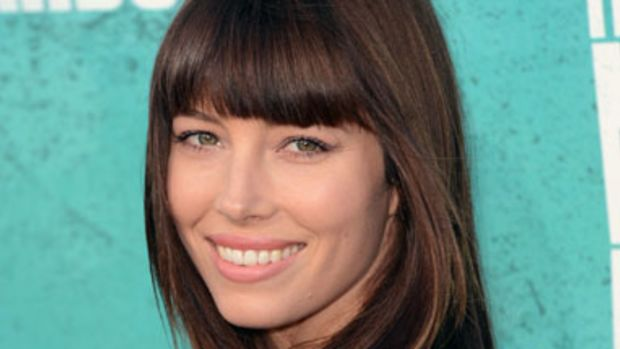 Jessica Biel - MTV Movie Awards 2012