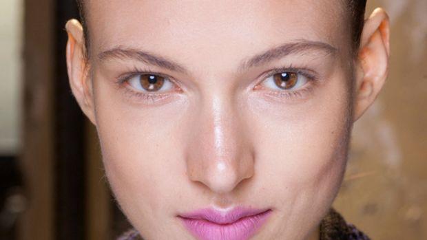 Chalayan - Spring 2013 makeup