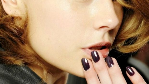 Dior - Spring 2012 nails