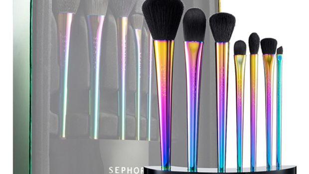 Sephora Collection Holiday Light Show Brush Set