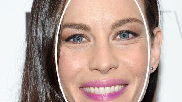 Liv Tyler long face