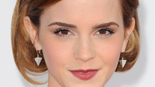 Emma Watson faux bob - This Is the End premiere, LA, June 2013