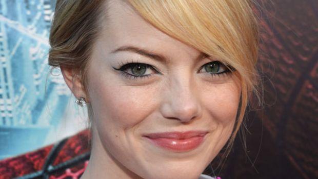 Emma Stone - The Amazing Spider-Man - LA premiere