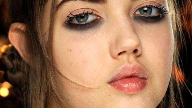 Marc Jacobs - Fall 2012 makeup