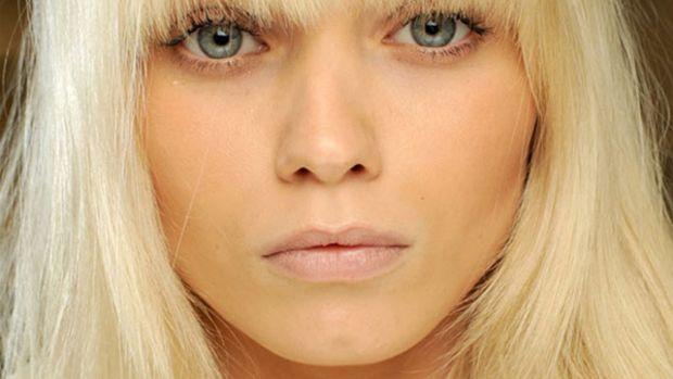 Abbey Lee Kershaw - platinum blonde