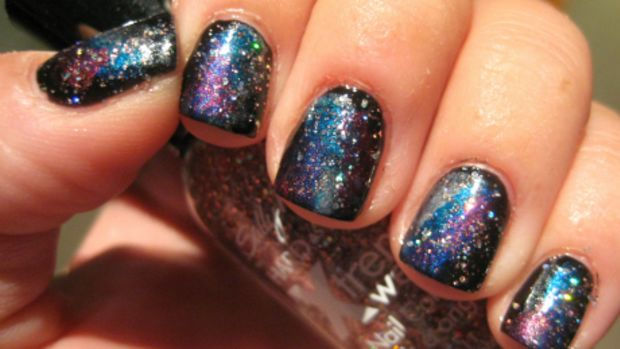 sally hansen sparkly stars - Sally Hansen Hard as Nails Xtreme Wear Strobe Light