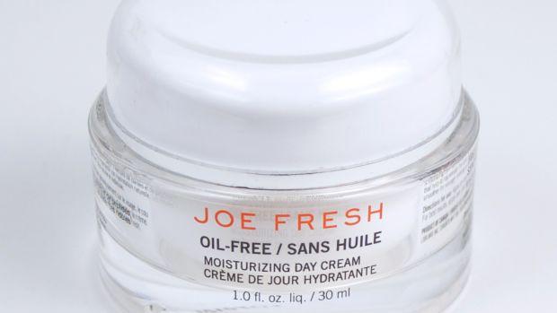 Joe Fresh Oil-Free Moisturizing Day Cream