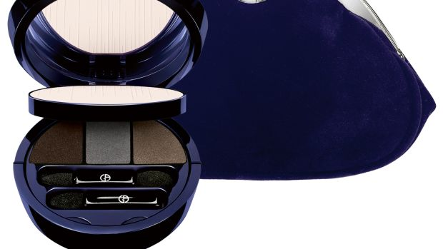 Giorgio Armani Orient Excess Holiday Palette and Clutch