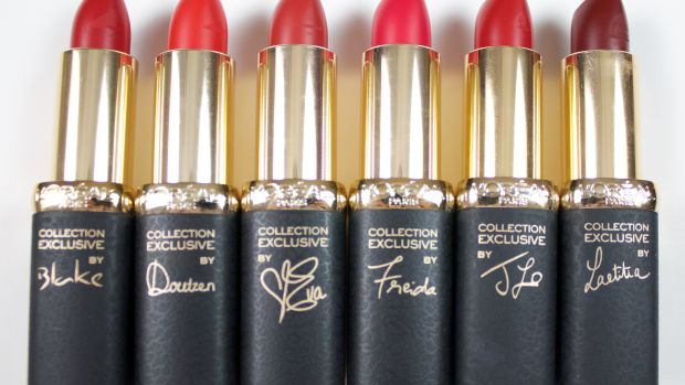 L'Oreal Pure Reds Collection Exclusive