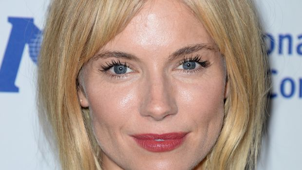 Sienna Miller, International Medical Corps dinner 2014