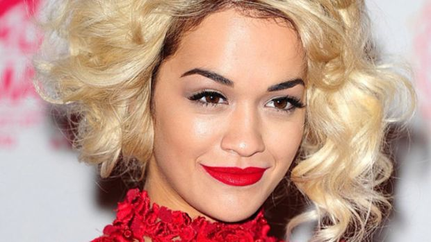 Rita Ora - MTV Europe Music Awards 2012