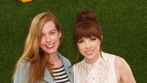 Carly Rae Jepsen gud launch 20