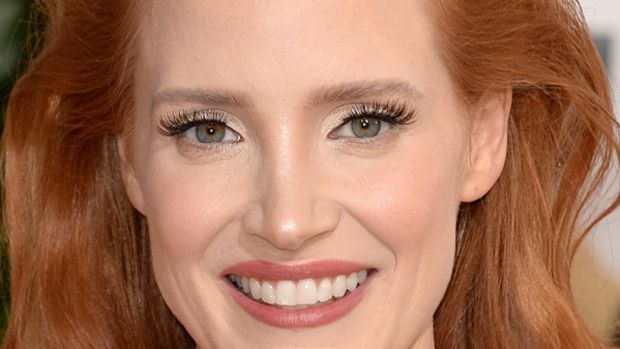 Jessica Chastain, Golden Globes Awards, 2014