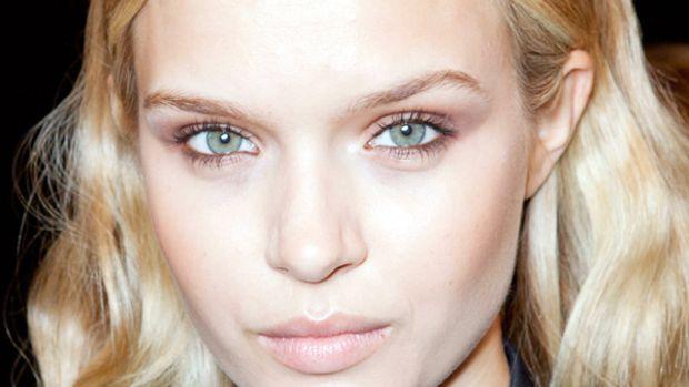 J. Mendel - Spring 2013 makeup