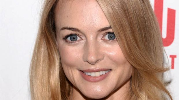Heather Graham, The Money Shot photocall (1)