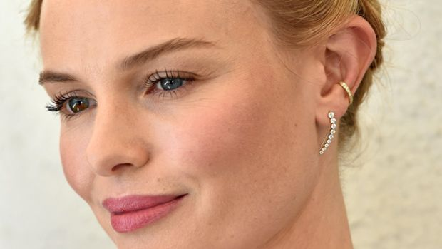 Kate Bosworth braided updo, Style Thief launch, 2014 (1)