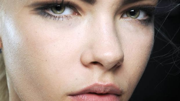 Marc Jacobs - Spring 2013 makeup