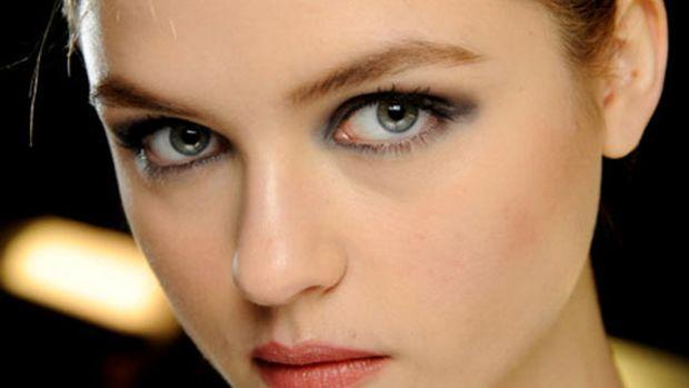 Diane von Furstenberg - Fall 2012 makeup