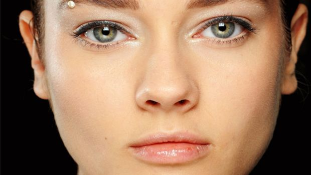 Chanel - Spring 2012 makeup