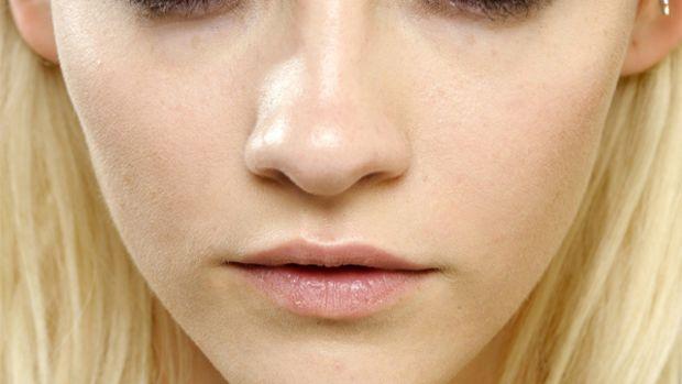 Lanvin - Spring 2013 makeup