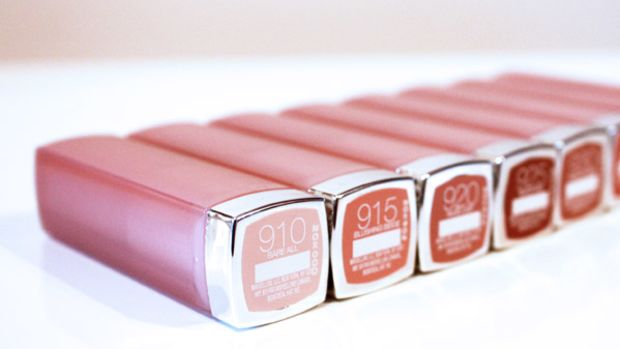Maybelline New York The Buffs Lipstick review (2)