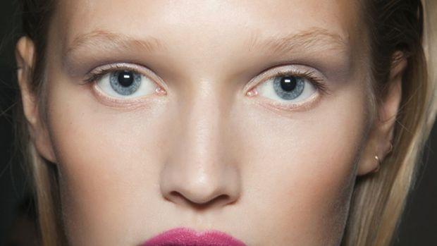 Prabal Gurung - Spring 2012 makeup