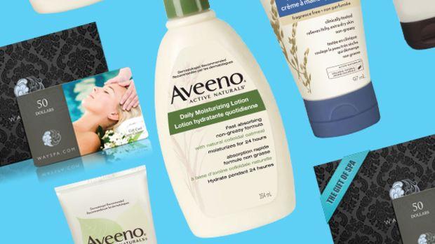 Aveeno Spa Giveaway