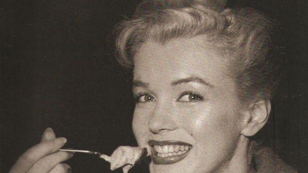Marilyn Monroe ice cream