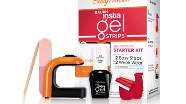 Sally Hansen Insta-Gel Strips review
