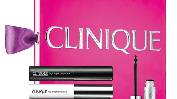 Clinique Lashes Top to Bottom Mascara Set