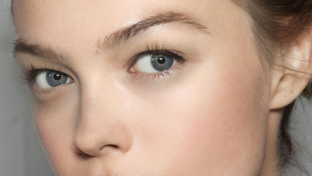 Jason Wu - Spring 2012 makeup