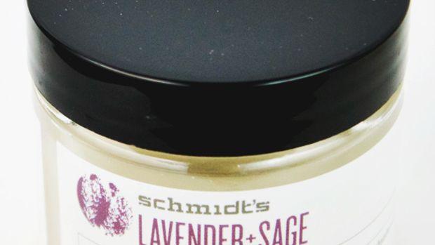 Schmidt's Natural Deodorant Lavender Sage