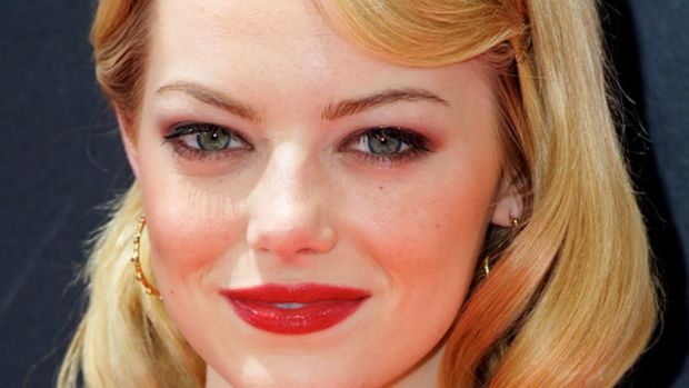 Emma Stone - The Amazing Spider-Man - Madrid photocall
