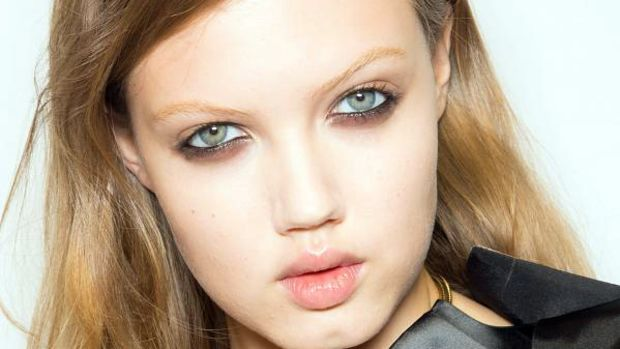 Lanvin - Spring 2013 beauty