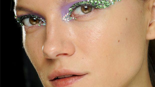 Christian Dior - Spring 2013 makeup