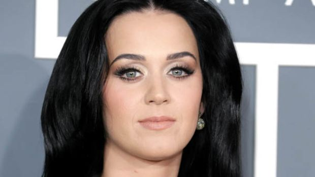 Katy Perry - Grammys 2013 nails