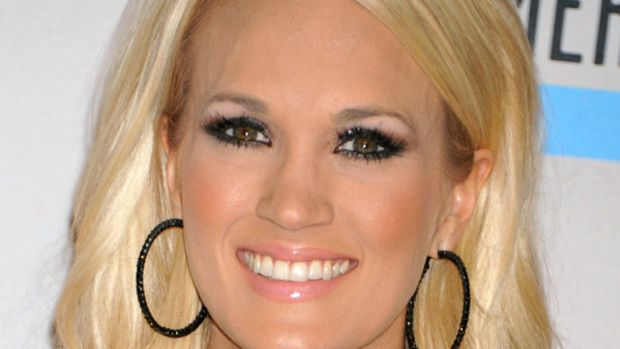Carrie Underwood - American Music Awards 2012