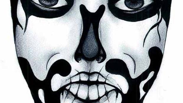 Mod & Monsterous Halloween look